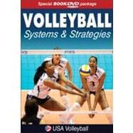 Volleyball Systems and Strategies,9780736074957