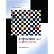 Employment Law for Business, 9780073524962  