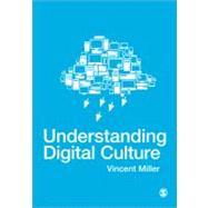 Understanding Digital Culture,9781847874979