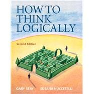 How to Think Logically,9780205154982