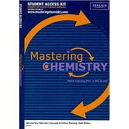 MasteringChemistry -- Standalone Access Card -- for Introductory Chemistry Concepts & Critical Thinking