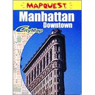 Manhattan: Downtown, 9780841624986