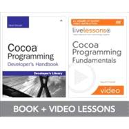 Cocoa Programming Fundamentals LiveLessons Bundle, 9780321695000  