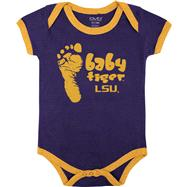LSU Tigers Infant Purple Game On Creeper