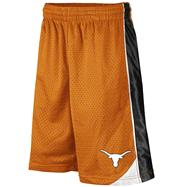 Texas Longhorns Kids (4-7) Burnt Orange Vector Shorts