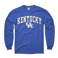 Kentucky Wildcats Youth Royal Perennial II Long Sleeve T-Shirt