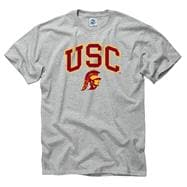 USC Trojans Youth Sport Grey Perennial II T-Shirt