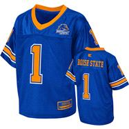 Boise State Broncos Orange Toddler Stadium II Football Jersey