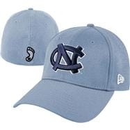 North Carolina Tar Heels New Era Carolina Blue 39THIRTY Classic Flex Hat