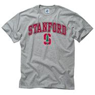 Stanford Cardinal Youth Grey Perennial II T-Shirt