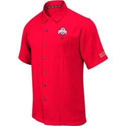 Ohio State Buckeyes Bermuda Camp Shirt