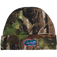 Florida Gators Newborn Realtree Camo Knit Hat