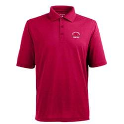 Stanford Cardinal 2013 BCS Rose Bowl Champions Red Pique Extra Lite Polo