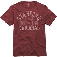Stanford Cardinal '47 Brand Vintage Scrum Tee