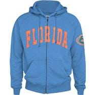 Florida Gators Vintage Campus Full Zip Fleece Hoodie