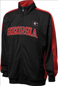 Georgia Bulldogs Big & Tall NCAA Track Jackets