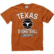 Texas Longhorns Orange Youth Ballin' T-Shirt