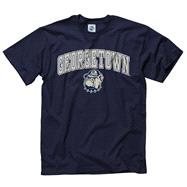 Georgetown Hoyas Navy Perennial II T-Shirt