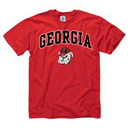 Georgia Bulldogs Red Perennial II T-Shirt
