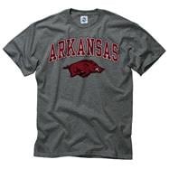 Arkansas Razorbacks Dark Heather Perennial II T-Shirt
