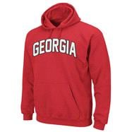 Georgia Bulldogs Game Day Battle Hooded Sweatshirt
