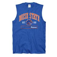 Boise State Broncos Royal South Beach Sleeveless T-Shirt