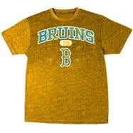 UCLA Bruins Gold Heather Arch T-Shirt