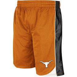 Texas Longhorns Burnt Orange Youth Vector Shorts