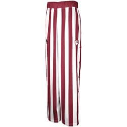 Indiana Hoosiers Youth adidas 2012-2013 Authentic On-Court Candy Striped Basketball Warm-up Pants