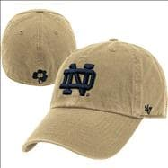 Notre Dame Fighting Irish '47 Brand Old Gold Standalone Franchise Fitted Hat