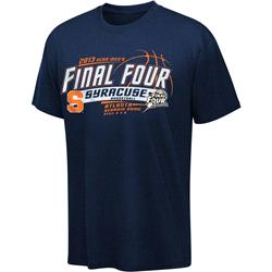 Syracuse Orange Youth 2013 NCAA Basketball Final Four Gyve T-Shirt