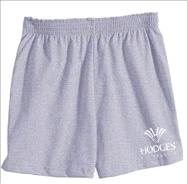 Hodges Logo Ladies Cheer Short - Grey
