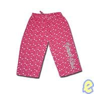 NLU Pink Capri Pants