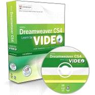 Learn Adobe Dreamweaver CS4 by Video: Core Training for Web Communication,9780321635013