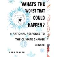 What's the Worst That Could Happen? : A Rational Response to..., 9780399535017  