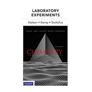 Laboratory Experiments for Chemistry : The Central Science