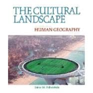 Cultural Landscape, The: An Introduction to Human Geography AP Edition, 10/e,9780131375024