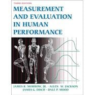 Measurement and Evaluation in Human Performance-3E w/Web Stdy Gde,9780736065030