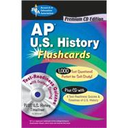 AP U.S. History Flashcards, 9780738605036  