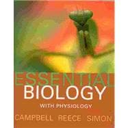 Essential Biology W/Physiology W/ Cd,9780805375039