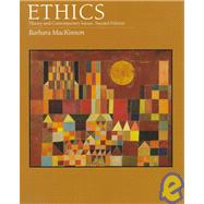 Ethics : Theory and Contemporary Issues,9780534525040