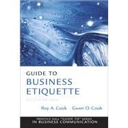 Guide to Business Etiquette,9780137075041