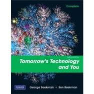Tomorrow's Technology and You, Complete