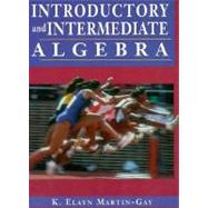 Introductory and Intermediate Algebra,9780133415049