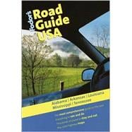 Fodor's Road Guide USA: Alabama, Arkansas, Louisiana, Mississippi, Tennessee, 1st Edition
