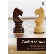 Conflict of Laws,9780415695060