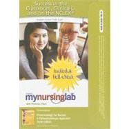 MyNursingLab with Pearson eText -- Access Card -- for Pharmacology for Nurses A Pathophysiologic Approach