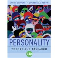 Personality: Theory and Research, 11th Edition