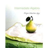 Intermediate Algebra Value Pack (includes CD Lecture Series and Student Solutions Manual ),9780321595089