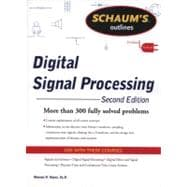 Schaums Outline of Digital Signal Processing, 2nd Edition, 9780071635097